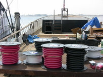 Marine electrical electronics naval and commercial abs for Outboard motor repair san diego